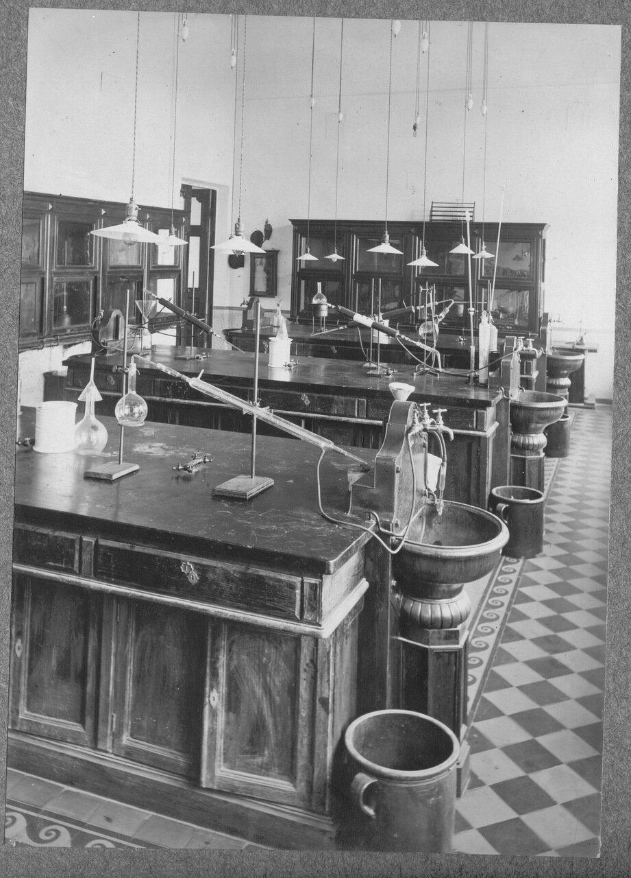 17. Лаборатория органической химии