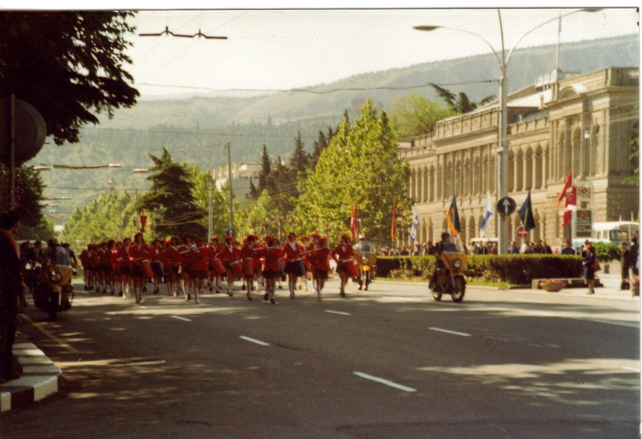 Парад Победы. 1976