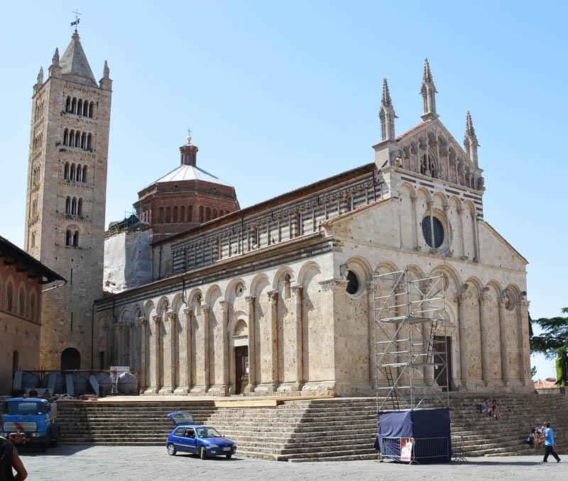 Кафедральный собор Масса Мариттима