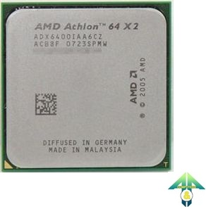 S-aM2 Athlon 64 X2 6400+
