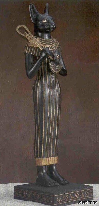 Древний Египет, Богиня Бастет