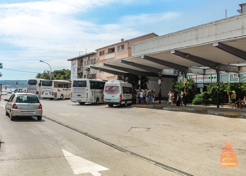 Автобусная станция Цриквеницы