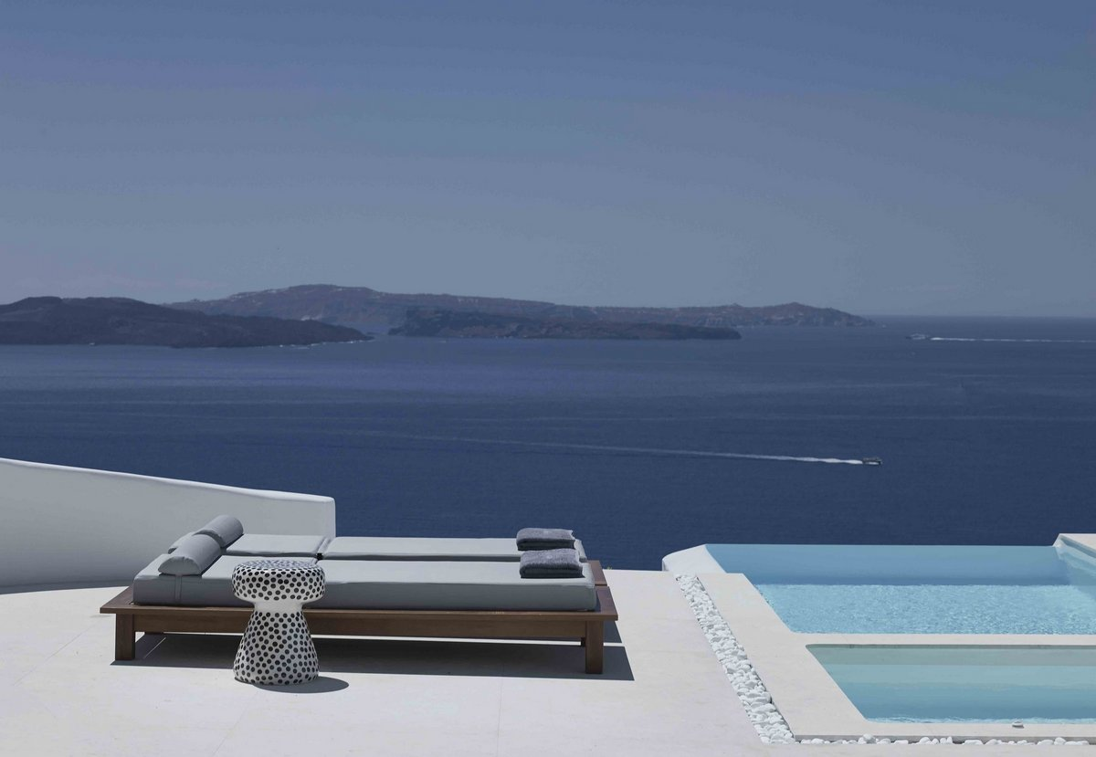 Резиденция с видом на Средиземное море