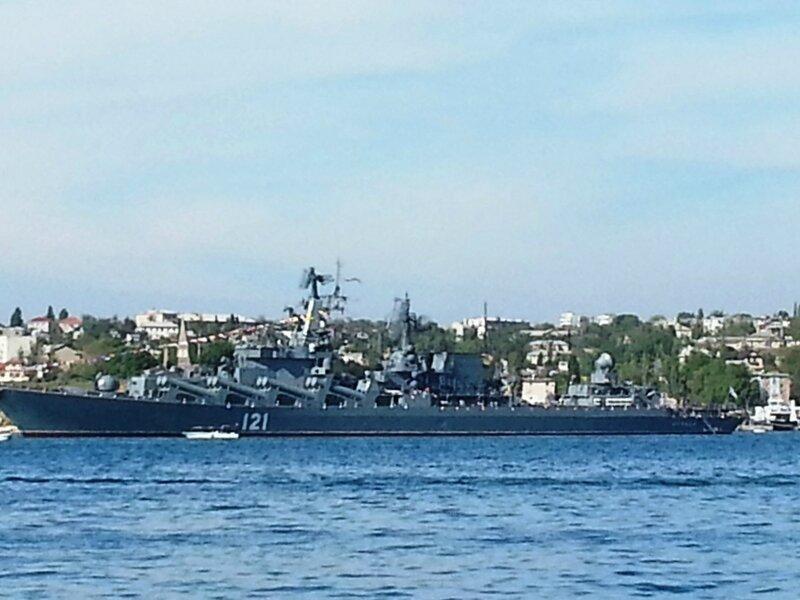Крым, май 2014