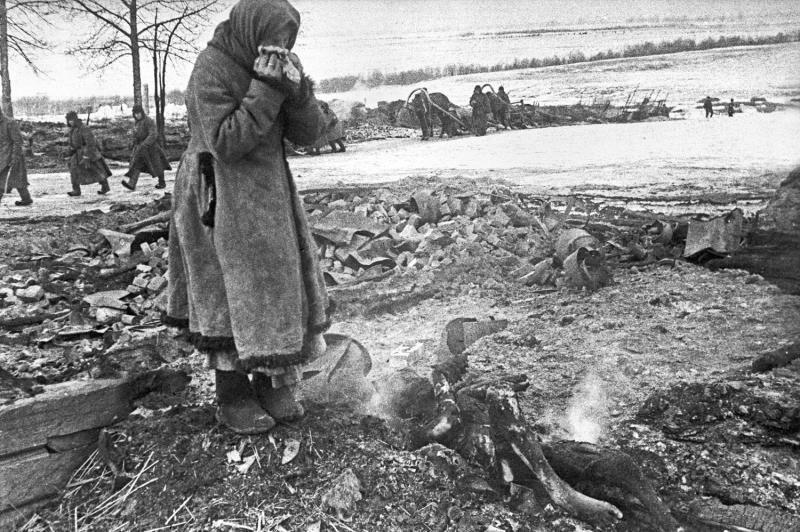 зверства фашистов, «Правда», 21 апреля 1943 года