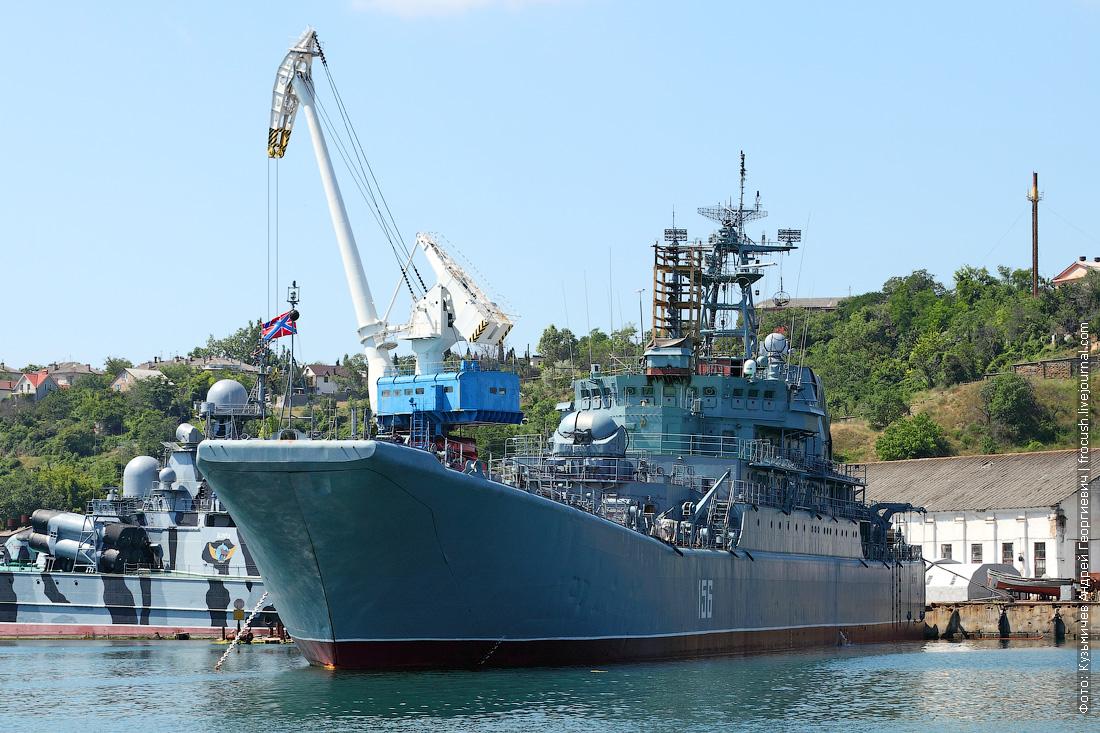 Большой десантный корабль Ямал