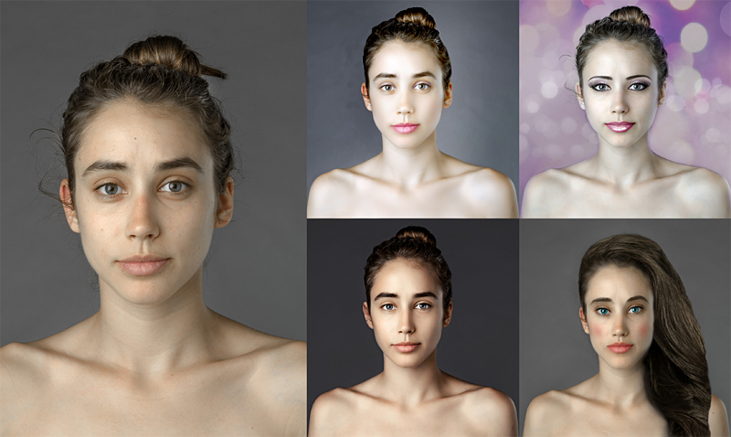 Esther Honig (Before & After)