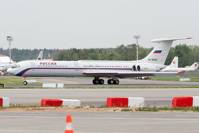 Ильюшин Ил-62МК (RA-86468) Россия - СЛО DSC_1631
