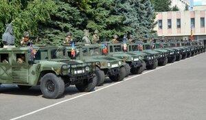 Военные из Молдовы отправятся на учения в Украину