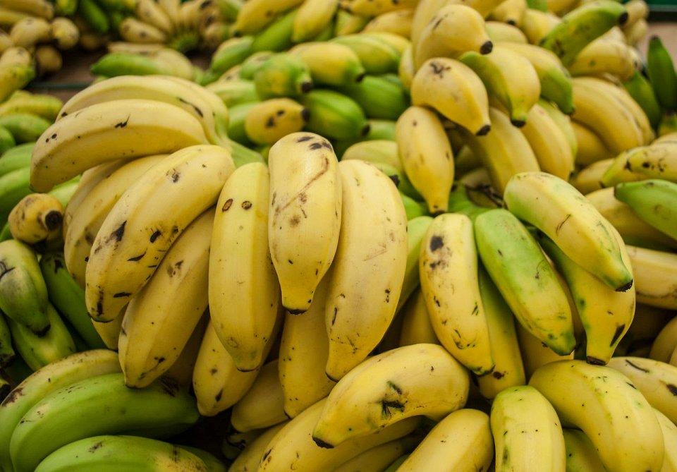 Японцы вырастили бананы с двойной кожурой