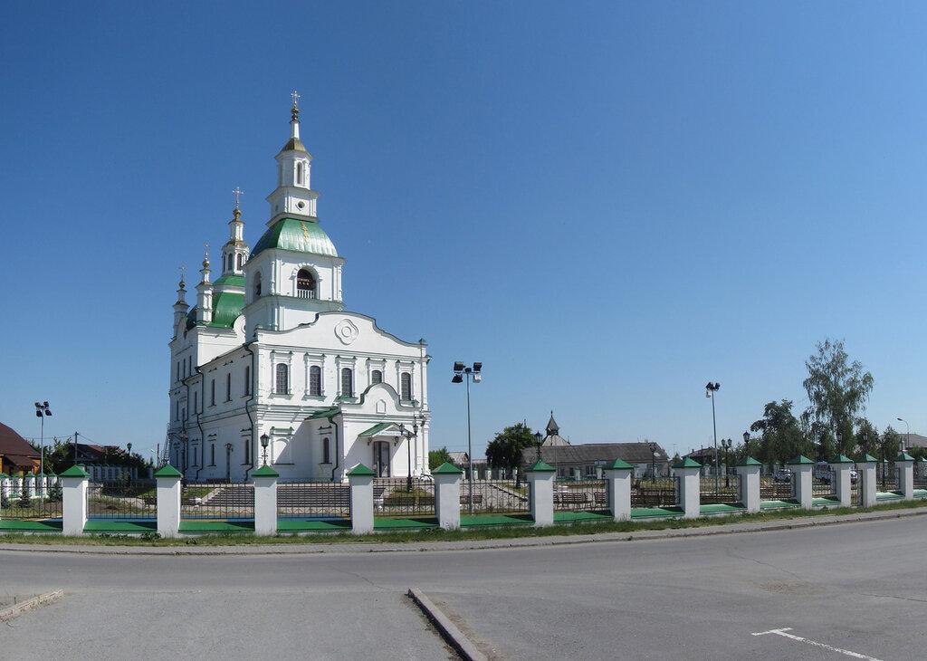 Панорамы Ялуторовска