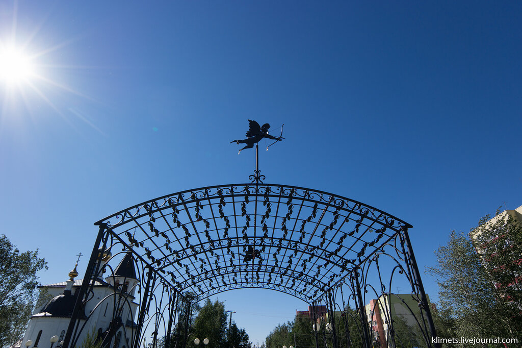 Поездка в г. Нефтеюганск
