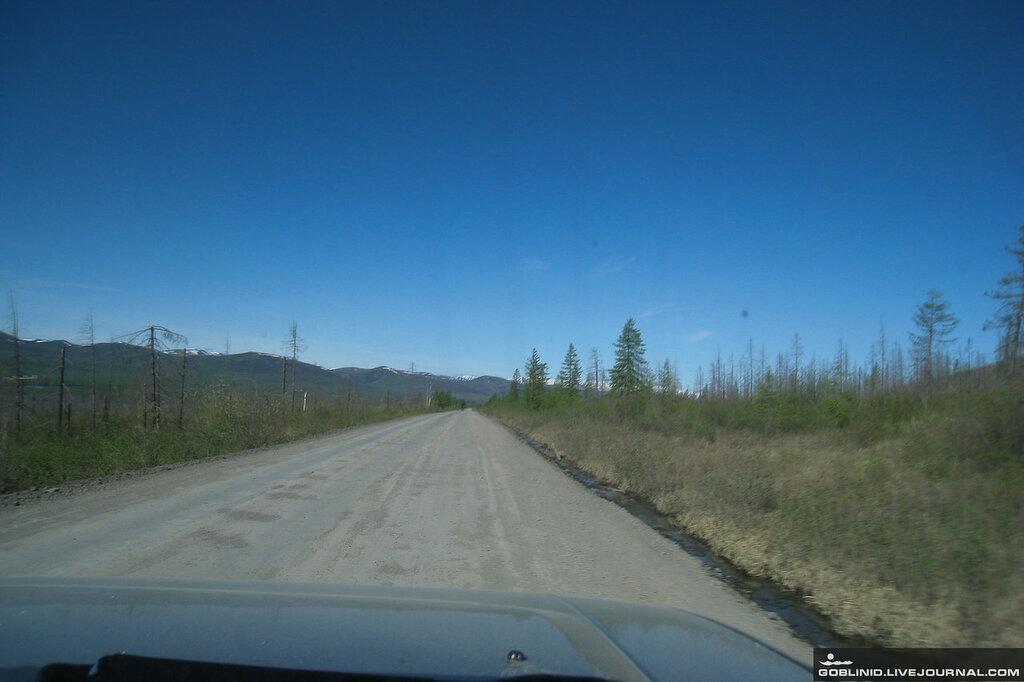 Эх, дороги. У нас и у них... Сравним Аляску с Колымой