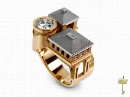 Кольца-дома