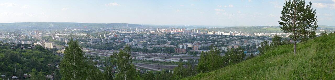 город новокузнецк фото промышленные панорамы
