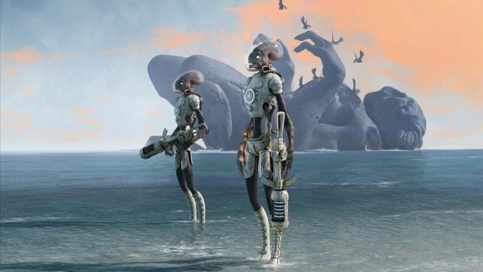 Теория эволюции: Как будет выглядеть человек в будущем 0 1308db 3817e719 orig