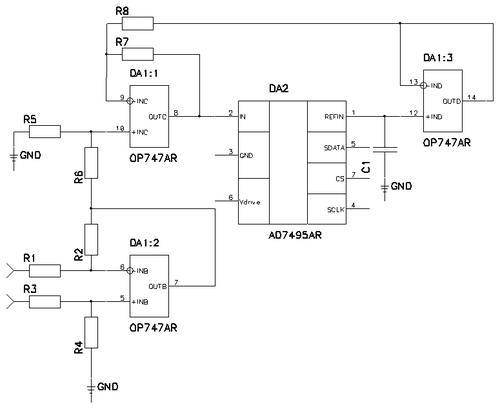 АЦП с интерфейсом USB