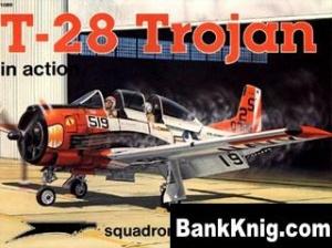 Книга T-28 Trojan In Action