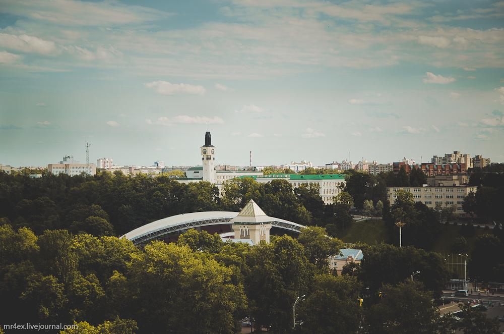 Витебск, амфитеатр в Витебске, Духовской круглик