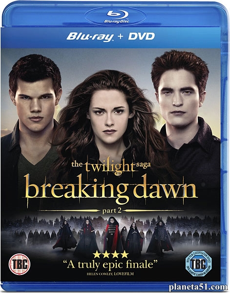 Сумерки. Сага. Рассвет: Часть 2 / The Twilight Saga: Breaking Dawn - Part 2 (2012/HDRip)