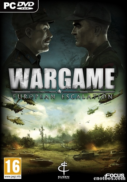 Wargame. Европа в Огне / Wargame: European Escalation (2012/Multi6/RUS/ENG/RePack)