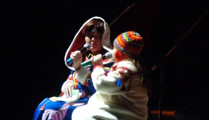 Моанас ланнь, саамский детский театральный фестиваль