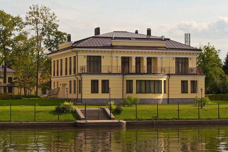 Жилой комплекс для судей Конституционного Суда РФ