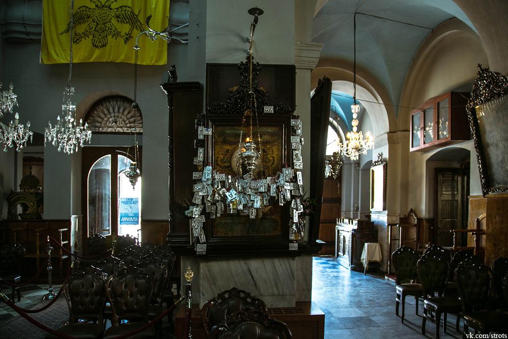 Ханья - Церковь