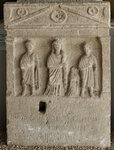 Стела Порфиены и Клеона. II в.н.э.