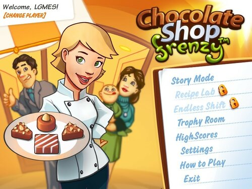 Download Chocolate Shop Frenzy