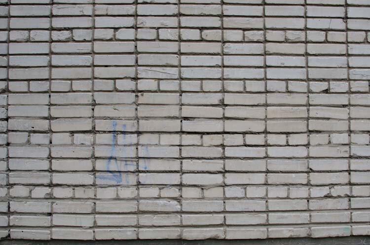 Кирпичная стена на Nikon 35mm 1.8G   f/4.5