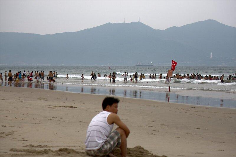 Пляж Sao Biển