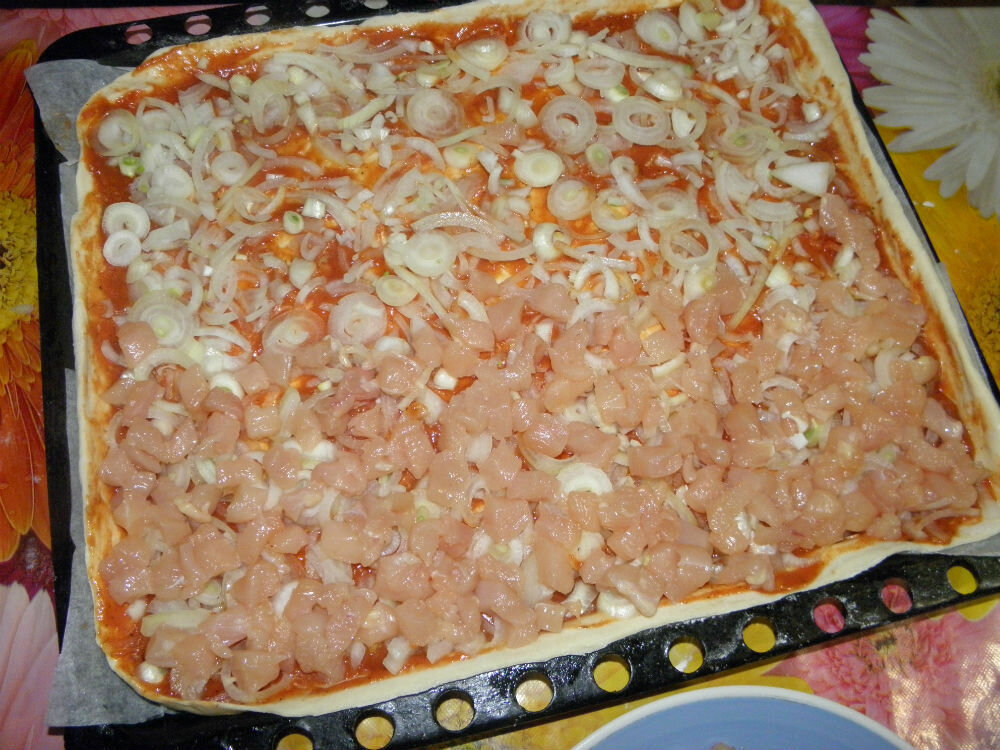 Пицца от GаZовщика