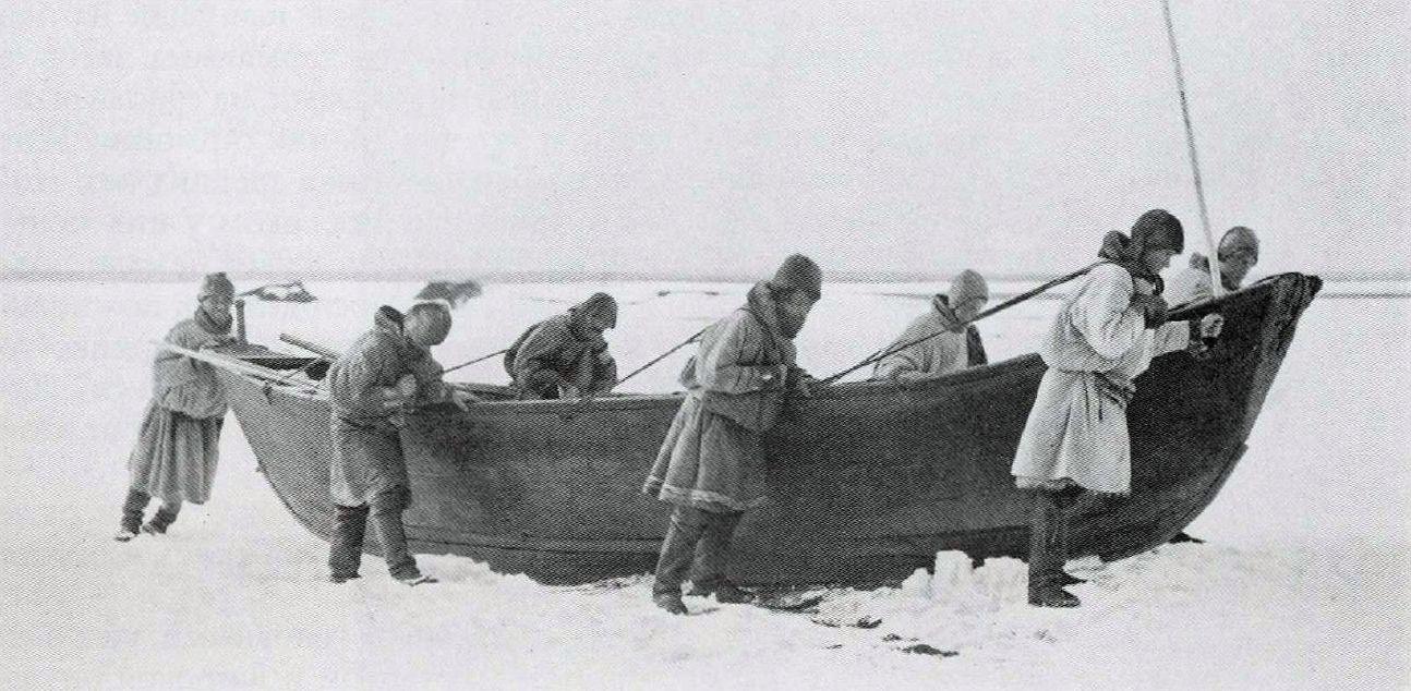 Мезенские промышленники. 1884