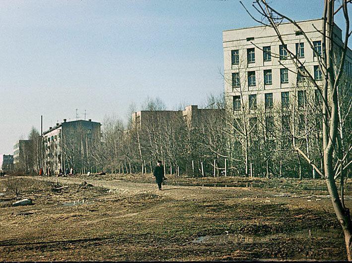 1976. Школа № 17,