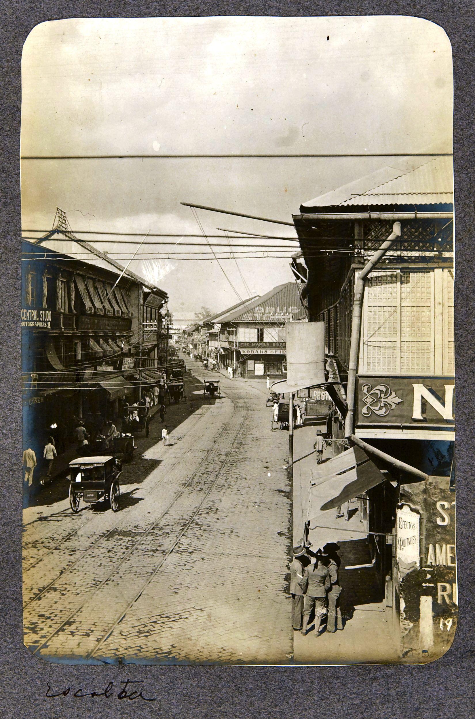 06. Манила. Улица Эсколта