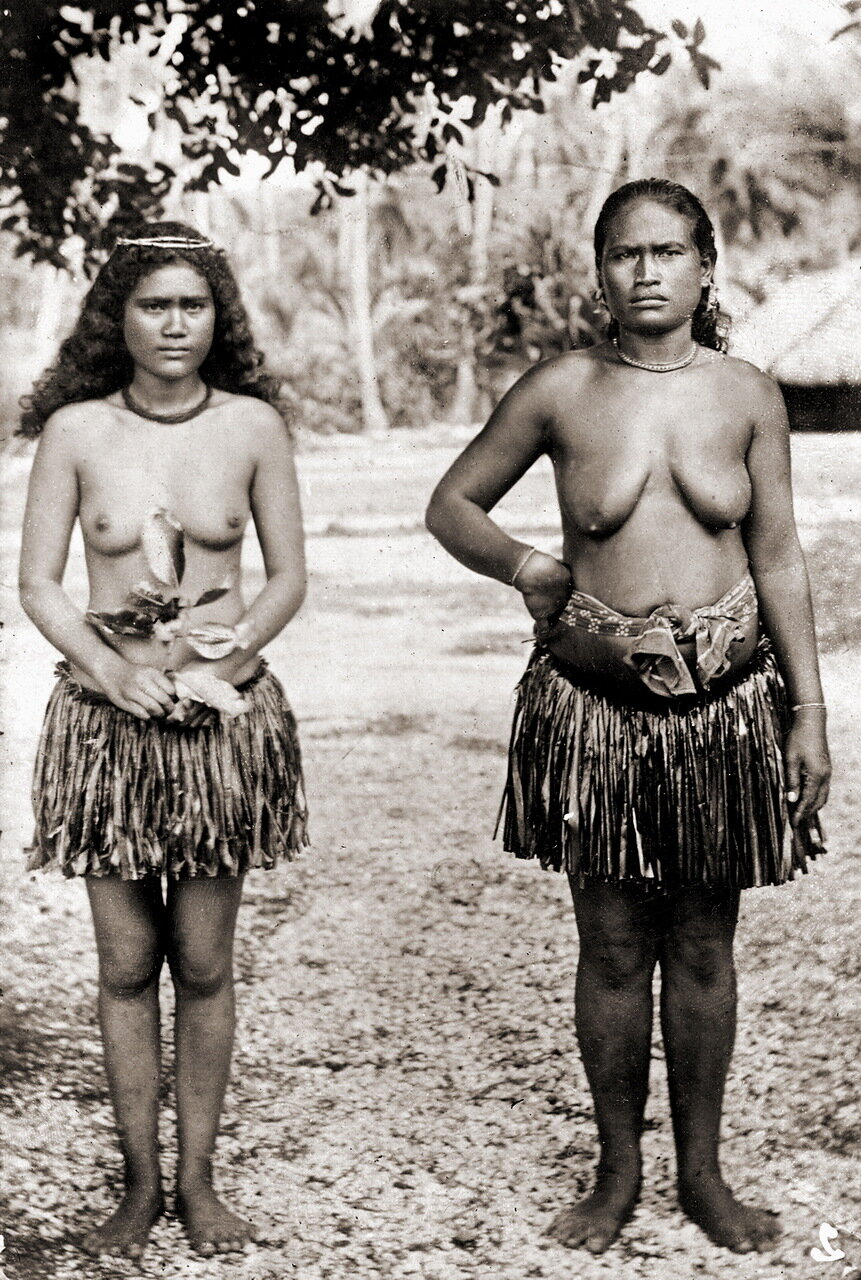 Девушки с Науру (1900)