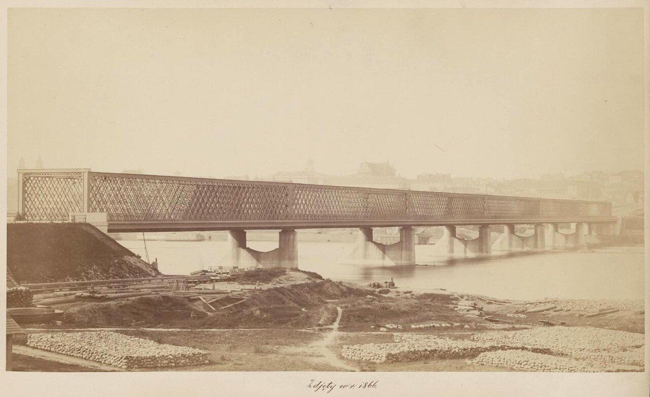 Александровский мост. 1866