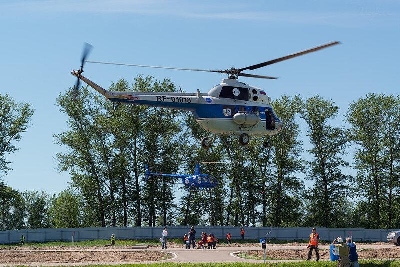 Миль Ми-2 (RF-01018) D800660