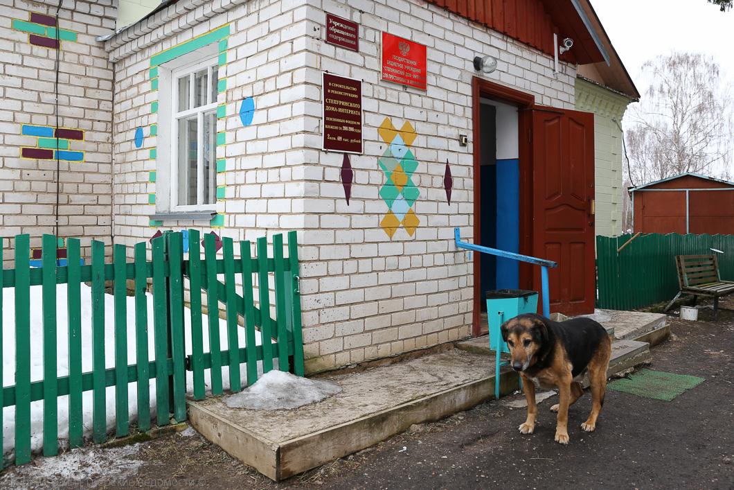 Степурино дом престарелых дом престарелых железногорск красноярский край