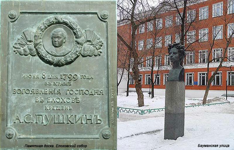 Тайна места рождения А. С. Пушкина.