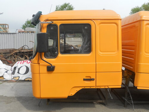 кабина shacman f2000