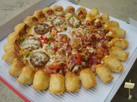 Необычная еда
