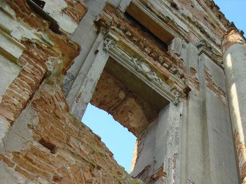Отдых в Беларуссии: Ружаны, замковые руины, сохранившееся