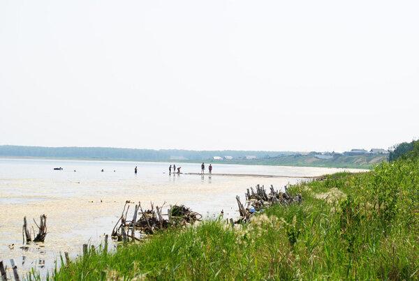 Лечебное озеро Шантропай