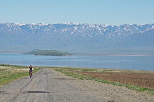 Вело путешествие в Казахстан 2013