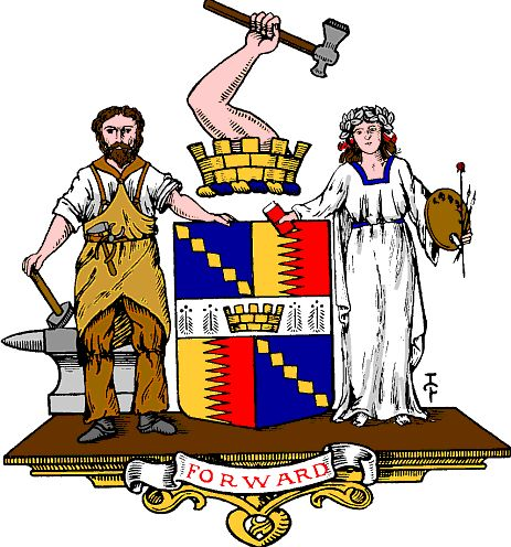 Coat of Arms of Birmingham
