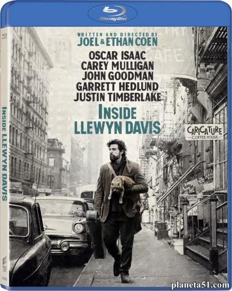 Внутри Льюина Дэвиса / Inside Llewyn Davis (2013/BDRip/HDRip)