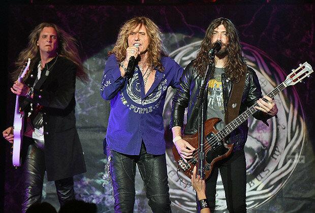 Дэвид Ковердейл рассказал о воссоединении Deep Purple
