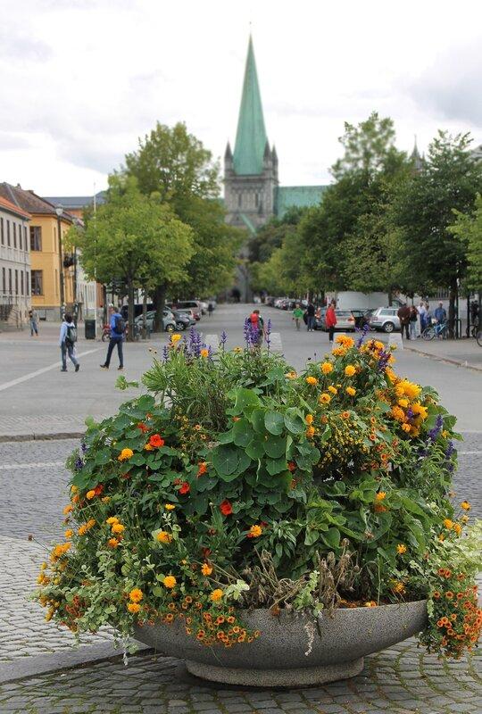 Тронхейм, Торговая площадь (Torvet)